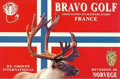 One of the original QSL from the group BG printed in France , but made special for Norwegian operator Radios, France, Norway, Printed, The Originals, Movie Posters, Group, Film Poster, Popcorn Posters