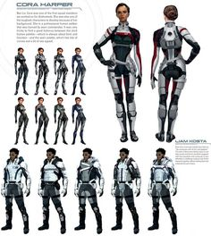 The Art of Mass Effect Andromeda, published by Dark Horse books