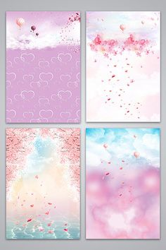 Pink romantic background#pikbest#backgrounds