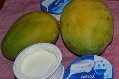 Házi mangó fagylalt cukor nélkül | Mohamama konyhája Cukor, Lime, Fruit, Food, Meal, The Fruit, Eten, Meals, Limes