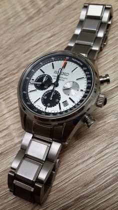 Seiko sdgz013 chrono (500 pieces)