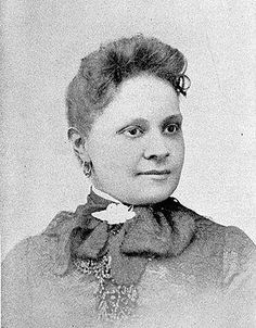 I didn't know, did you know®…  Today in African American and women's history, educator and social reformer Fannie Barrier Williams was born in 1855. Williams was the co-founder of the National League of Colored Women (which later became the National Association of Colored Women).