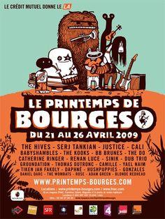 Hittinger Design - Printemps Bourges