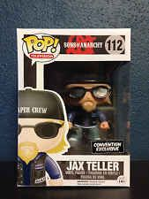 Sons of Anarchy Jax Teller Funko Pop! Vinyl SDCC convention exclusive figure