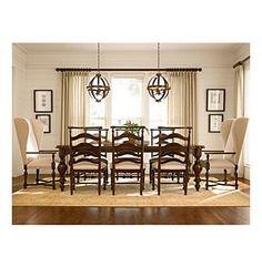 Universal Furniture  Paula Deen River House Kitchen Table In Glamorous Universal Furniture Dining Room Set Inspiration Design