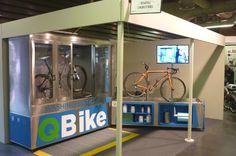 QBike, une machine automatique à laver les vélos | Vélo ville & vélo urbain sur Le Vélo Urbain.com