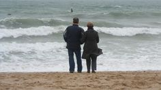 Falmouth Beach. [Spring 2013] #Photography #Beach #People