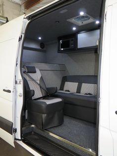 Mercedes Sprinter Custom MX Conversion | Mercedes-Benz Sprinter Van Conversions