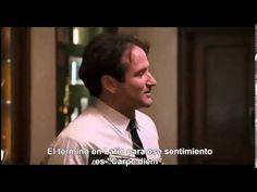 Robin Williams - Dead Poets Society - El club de los poetas muertos - Carpe Diem - Subtitulado