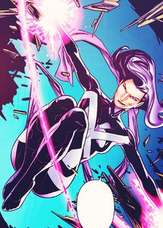 """""""Please. All this time you think she's been getting away from me?"""" - Psylocke in X-Men #011"""