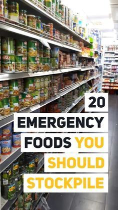 20 Emergency Foods You Should Stockpile 20 Emergency Foods You Should Stockpile,Survival Related posts:Surviving the scorch trials. From the Maze Survival Skills You Must Know When Medicinal Trees You Can Forage Medicine. Survival Life Hacks, Survival Supplies, Emergency Supplies, Survival Prepping, Survival Skills, Survival Gear, Survival Quotes, Wilderness Survival, Survival Essentials