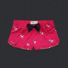girls laura sleep shorts... abercrombie kids