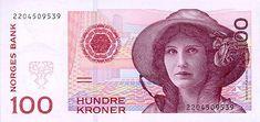 Norwegian Krone to US Dollar cash converter