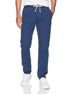 online shopping for Quality Durables Co. Quality Durables Co. Men's Loose-Fit Stretch Striped Denim Chambray Pant from top store. See new offer for Quality Durables Co. Quality Durables Co. Loose Jeans, Loose Fit, Chambray, Jeans Pants, Indigo, Pajama Pants, Denim, Fitness, Online Shopping