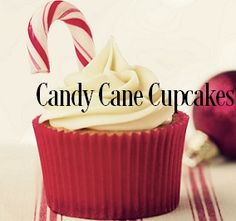 Candy Cane Cupcakes Fragrance Oil - Rich vanilla cupcakes loaded with delicious buttercream frosting with candy cane…
