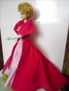 """Barbie  """"SOPHISTICATED LADY""""  this gown is the inspiration for Debbie's """"Stare Dust"""" gown."""