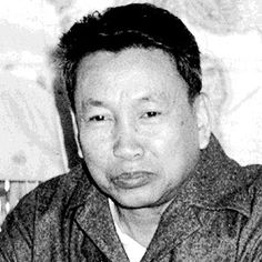 The butcher of Cambodia - Pol Pot. Murdered over 1,700,000 Cambodian, Vietnamese, and Chinese civilians. Backed by the CIA, MI6, and the military regime of Thailand to launch a war of aggression on neighboring communist Vietnam.