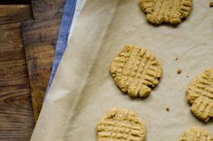 peanut butter crisscrosses | Homesick Texan