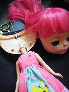 :: Playing with Blythe–sleep eye tutorial :: | Stuff by Kate's Blog