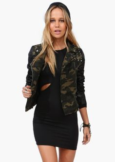 Army Time Jacket