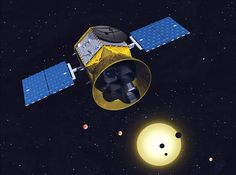 NASA's next exoplanet-hunting spacecraft, the Transiting Exoplanet Survey Satellite, will take to the skies one week from today (April 9), if all goes according to plan.