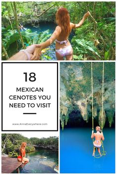 18 Mexican Cenotes You Need to Visit
