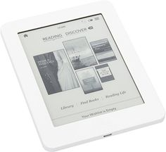 Kobo Touch Edition N905 6 2GB Ebook Reader wTouchscreen USB Port E Ink WiFi White Lilac Lavender N905KBOL Consumer electronics -- Read more reviews of the product by visiting the link on the image.