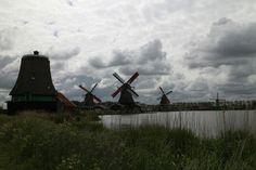 Zaanse Schans, Netherlands, May 2015