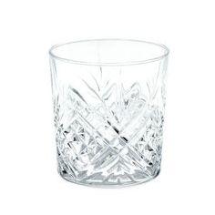 Lead Crystal Whiskey Tumblers