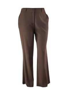 Ann Harvey LADIES PLUS SIZE TROUSERS  UK SIZES 16 18 20 22 24 26 28 BNWOT Brown… Uk Size 16, Online Price, 18th, Anna, Trousers, Plus Size, Best Deals, Lady, Brown
