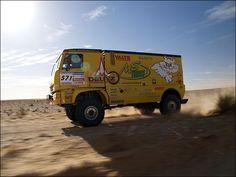 Liaz na Dakaru: Galerie českých speciálů Recreational Vehicles, Van, Trucks, Concept, Paris, Montmartre Paris, Camper, Truck, Paris France