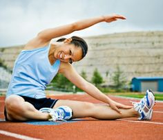 Exercise Tips: Stretching for Runners