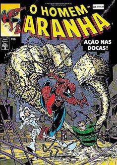 Homem-Aranha 1ª Série - n° 106/Abril | Guia dos Quadrinhos