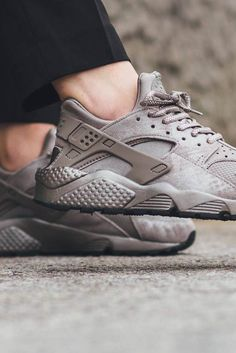 Premium Air Huarache Iron #ladies #shoes #sneakers