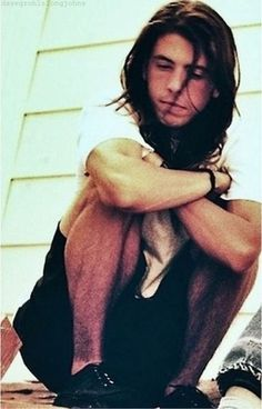 Image result for young dave grohl