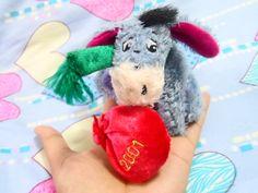 Eeyore + Heart