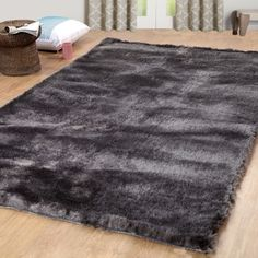 Affinity Home Collection Cozy Shag Area Rug (5' x 8')   Overstock.com Shopping - The Best Deals on 5x8 - 6x9 Rugs