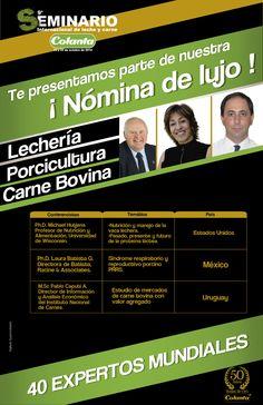 9º seminario internacional de Leche y Carne