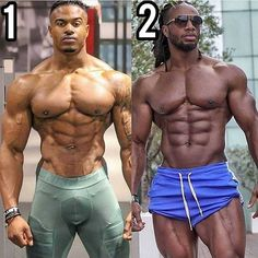 What You Must Do to Get A Bigger Perfect Chest is part of Fitness motivation - Gorgeous Black Men, Handsome Black Men, Beautiful, David Laid, Black Muscle Men, Mode Masculine, Fitness Motivation, Fitness Quotes, Hot Black Guys