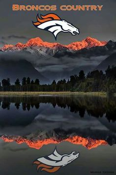 BRONCOS COUNTRY!! BETTER BELIEVE IT!!