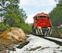 """Viaje en tren """"El Chepe"""" Chihuahua"""