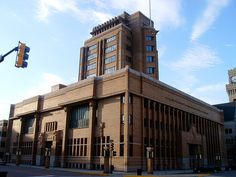 Sioux City, Iowa: Woodbury County Courthouse