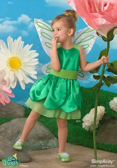 Tinkerbell and Friends Girls Costumes by TheHouseOfZuehl on Etsy, $89.99