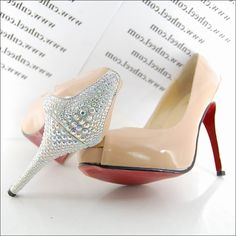 Bling Heel Red Bottoms #Charming #CH