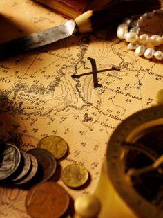 Treasure Map                                                       … …