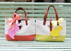 Need an Easter Basket?  Why not use one of our Austin Shopper Totes? More on the blog :) #Fossil #SongofSpring #Spring Register to Win Here: http://on.fb.me/Y44D7O