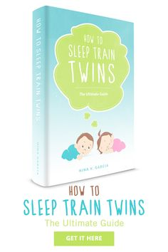 Help your twins sleep through the night with this proven ebook! Get the sleep you and your family need and learn how to sleep train twins with these tips. You can even get a sneak peek with free chapters. Perfect for every sleep deprived twin mom!