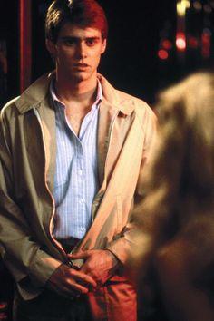 ONCE BITTEN, Jim Carrey, 1985 | Essential Film Stars, Jim Carrey http://gay-themed-films.com/film-stars-jim-carrey/