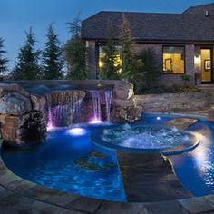Natural Looking Swimming Pools