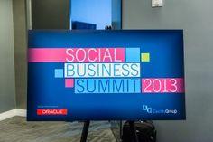 Austin Social Business Summit Recap. Core takeaway = data & measurement, organization & preparation, social good. #socbiz #sbs2013
